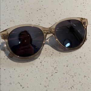 Schwood Rose Gold Acetate with Flower Inlay